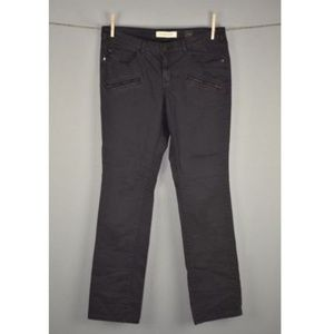 Pilcro Anthropologie Navy Chino Pant